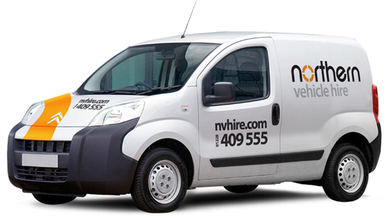 Small van hire in Carlisle